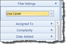 use case filter